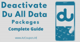 How to deactivate/Unsubscribe All Du Daily Data Packages (Full Guide 2021)